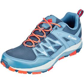 Columbia Wayfinder Outdry Shoes Herren zinc/red quartz